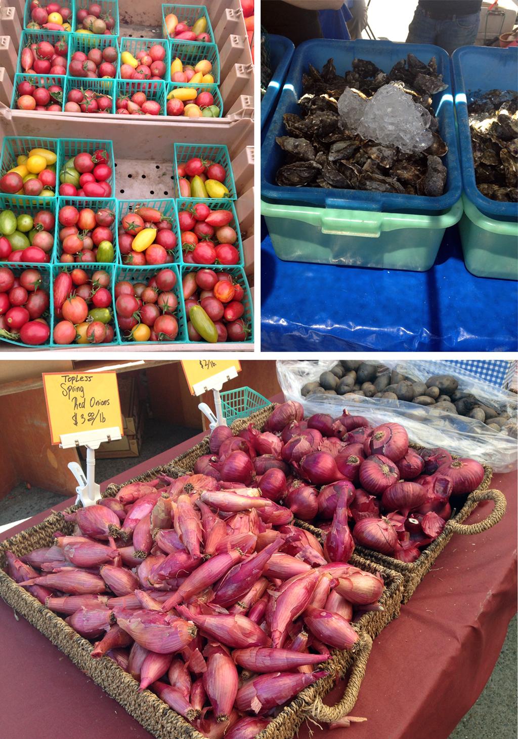 Ferry Market various