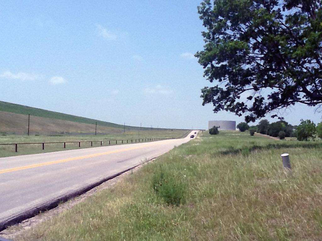 TX landscape